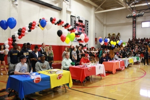 national signing day has turned into quite the event- Centennial (CA) High School