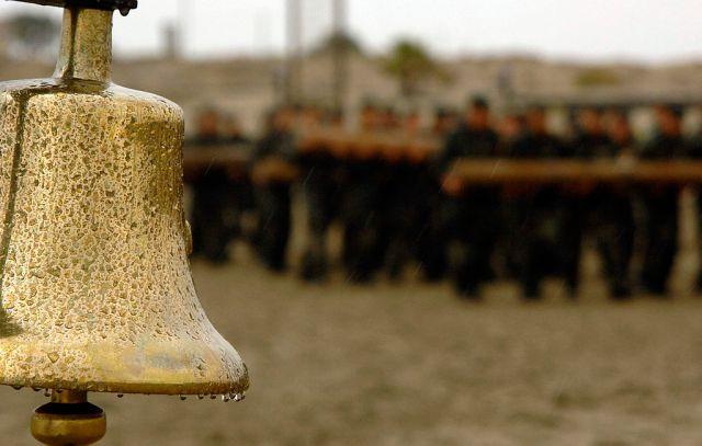navy seal bell